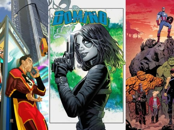 Best Comics to Buy This Week: Superhero Edition 2