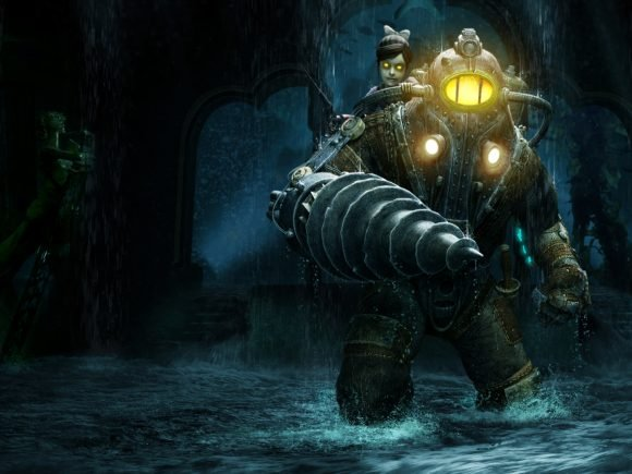 BioShock Could Be Resurfacing