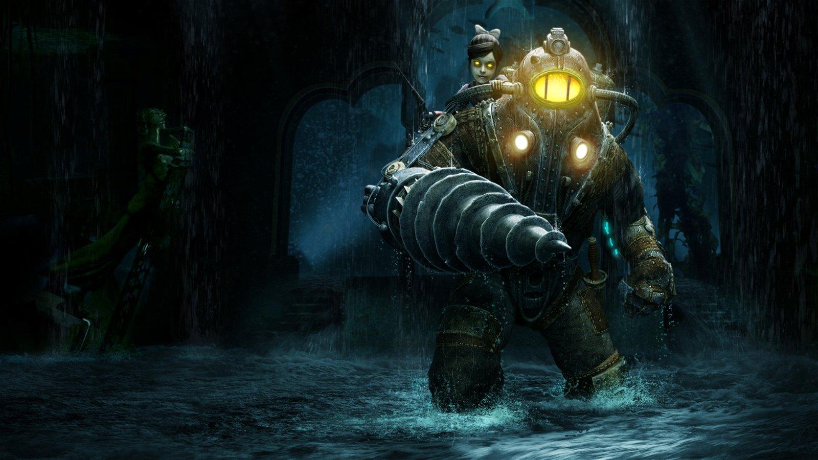 Report: 2K Reviving BioShock