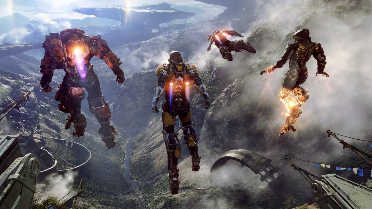 "Bioware calls Mass Effect Andromeda's DLC cancellation a ""defining moment"" for Anthem's development"