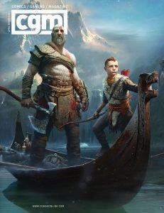 CGMagazine April 2018: God of War 1