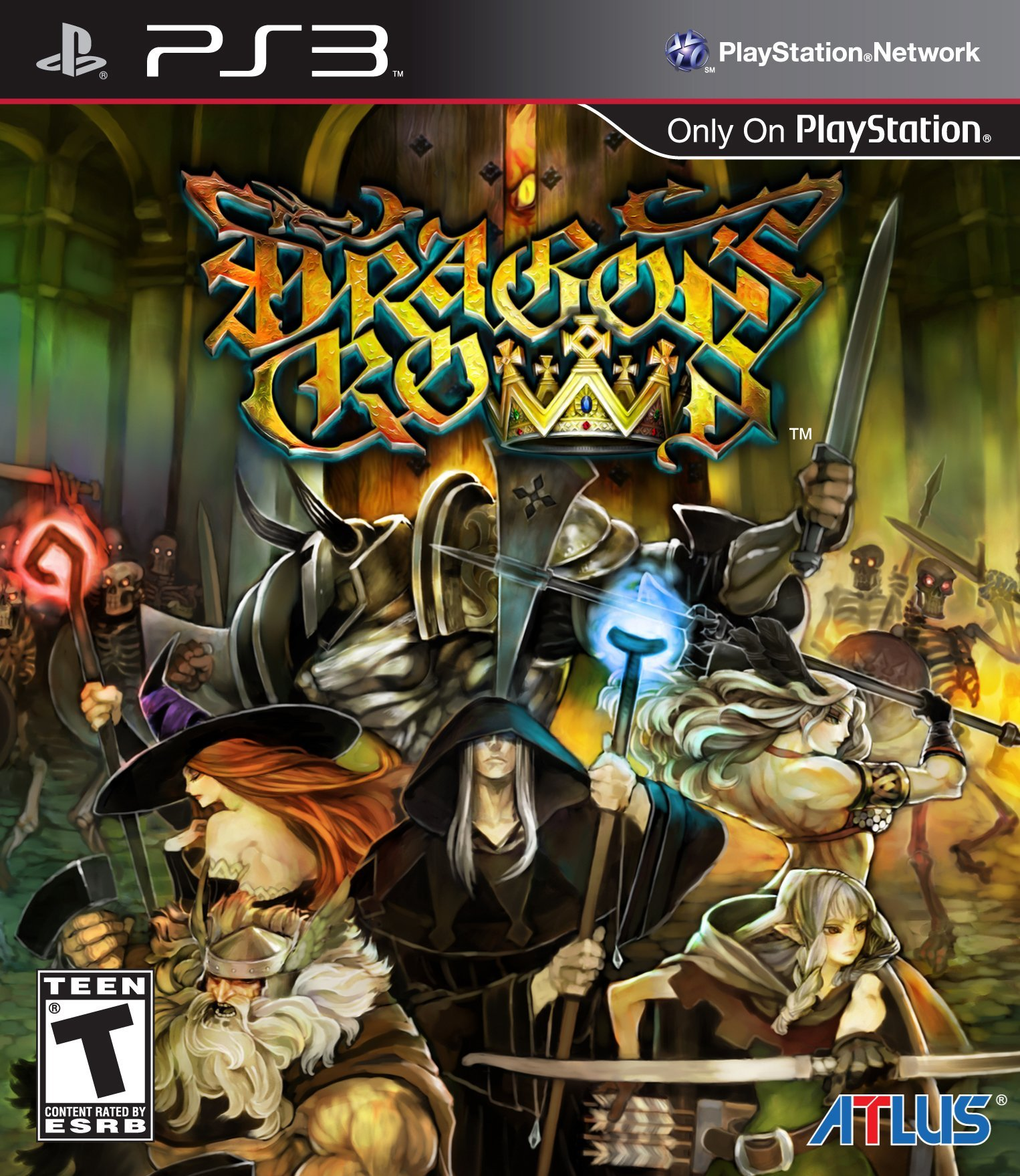 Dragon's Crown (PS3) Review 4