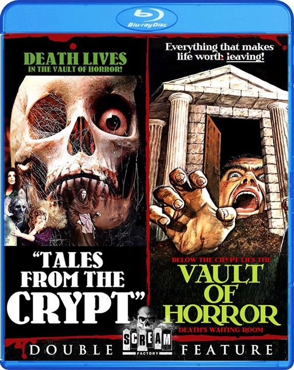Tales From The Crypt/Vault Of Horror (Bluray) Review 7
