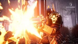 DEATHGARDEN Embraces the Chaos of Carnage In New Arena Shooter
