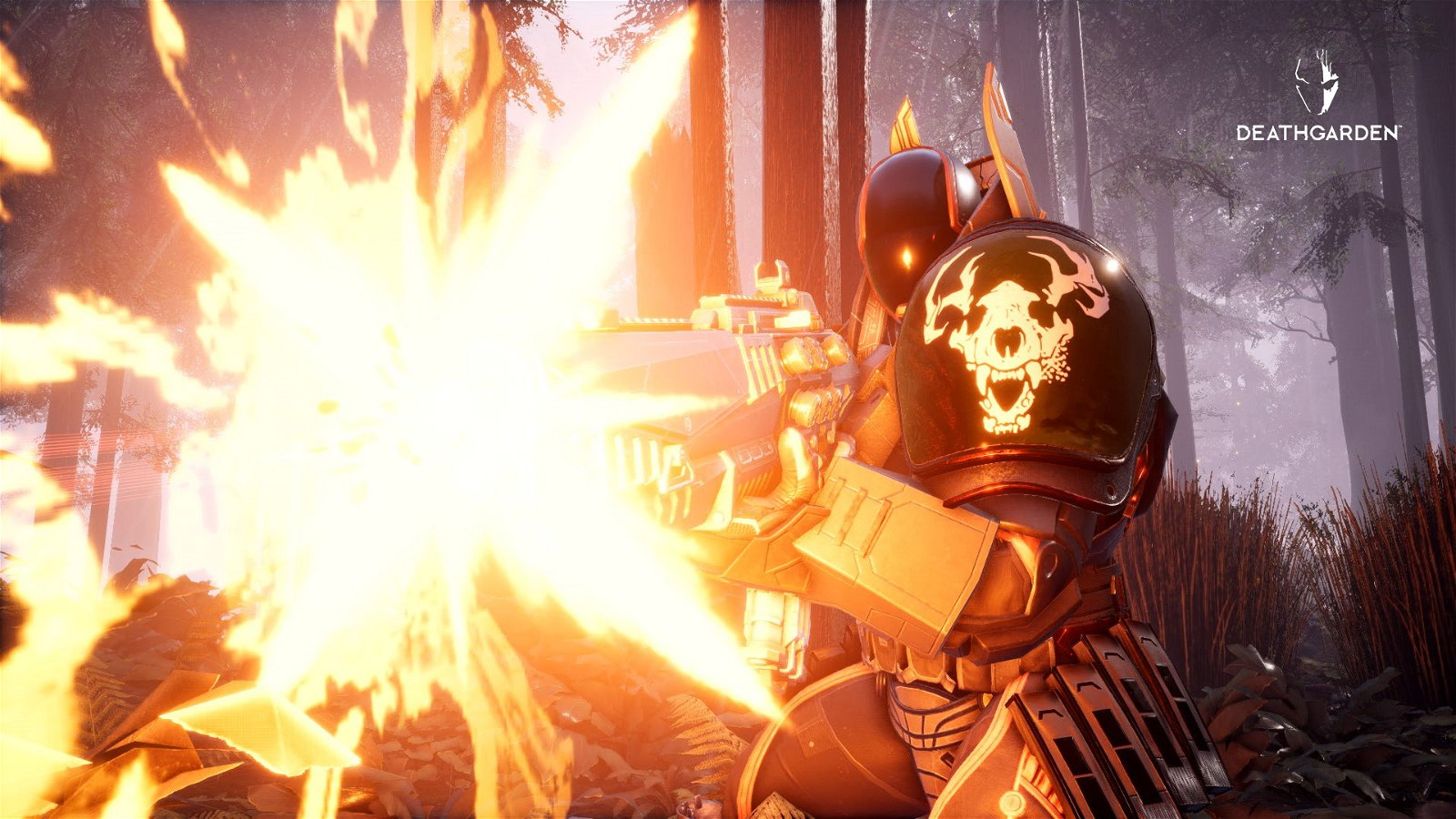 DEATHGARDEN Embraces the Chaos of Carnage In New Arena Shooter 1