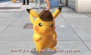 Detective Pikachu is a Human Story in a Pokemon's World 4