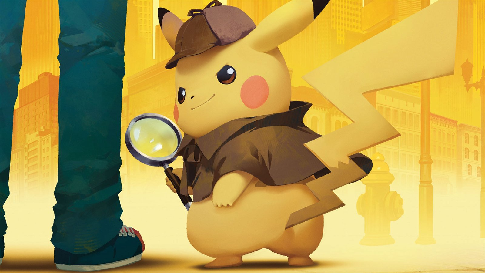 Detective Pikachu is a Human Story in a Pokemon's World 7