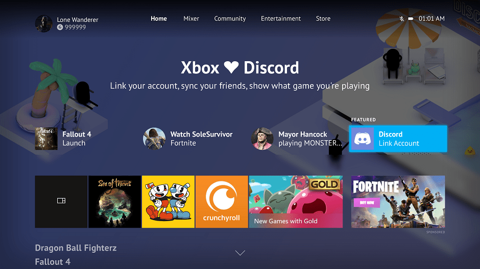 Discord and Xbox Collaboration Announced 2