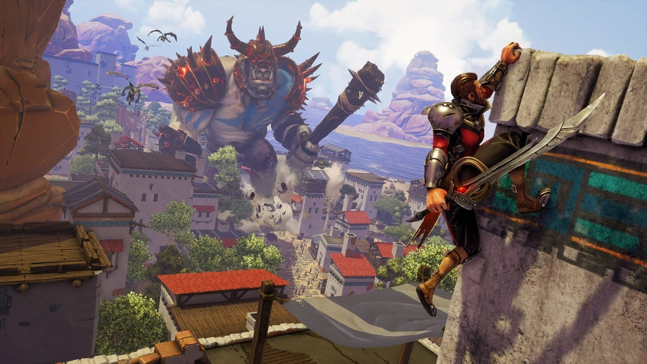 Extinction (Playstation 4) Review