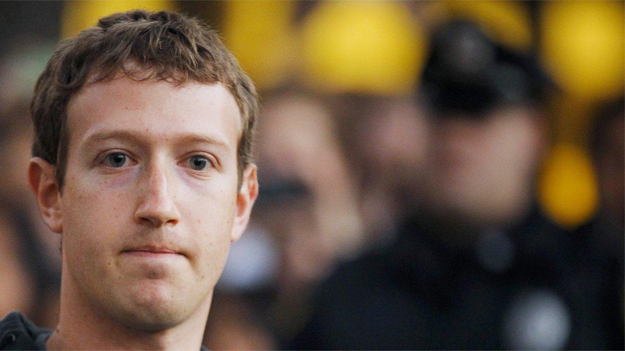 Facebook CEO Mark Zuckerberg Run Through
