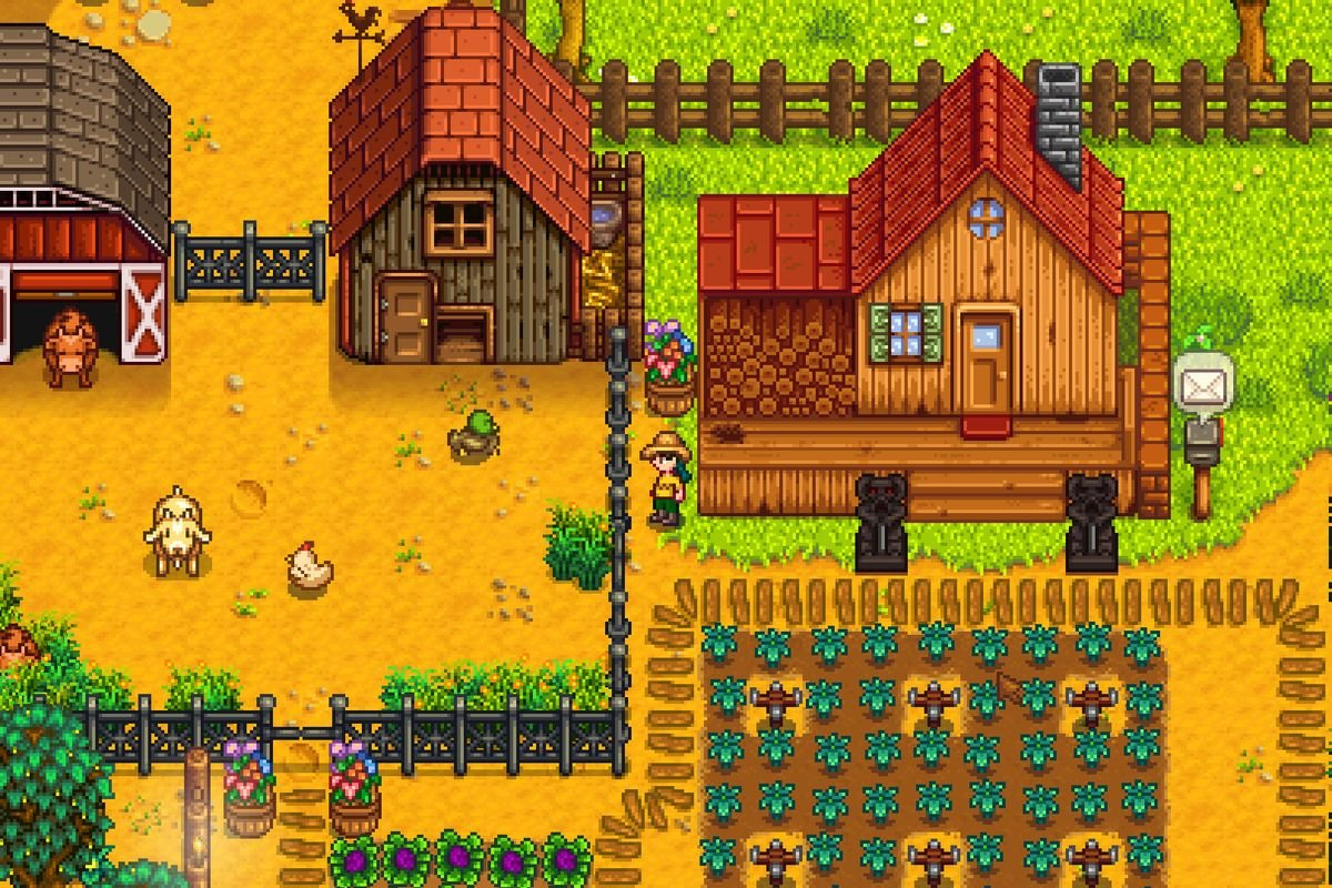 Farm With Friends In Multiplayer BETA For Stardew Valley On PC 1