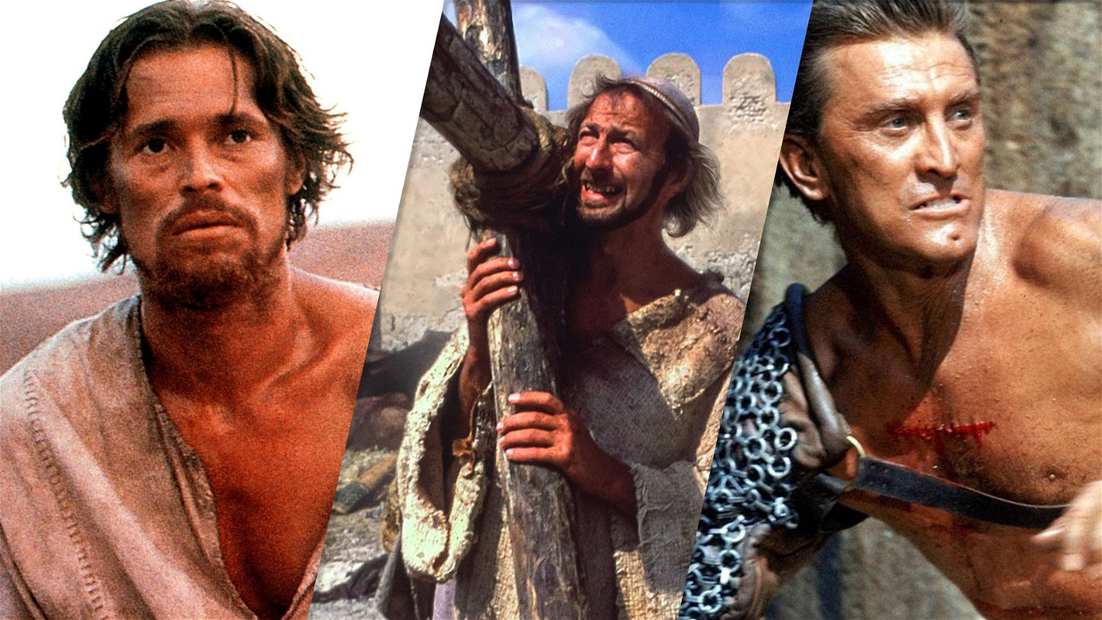 The Top Five Movie Crucifixions 1