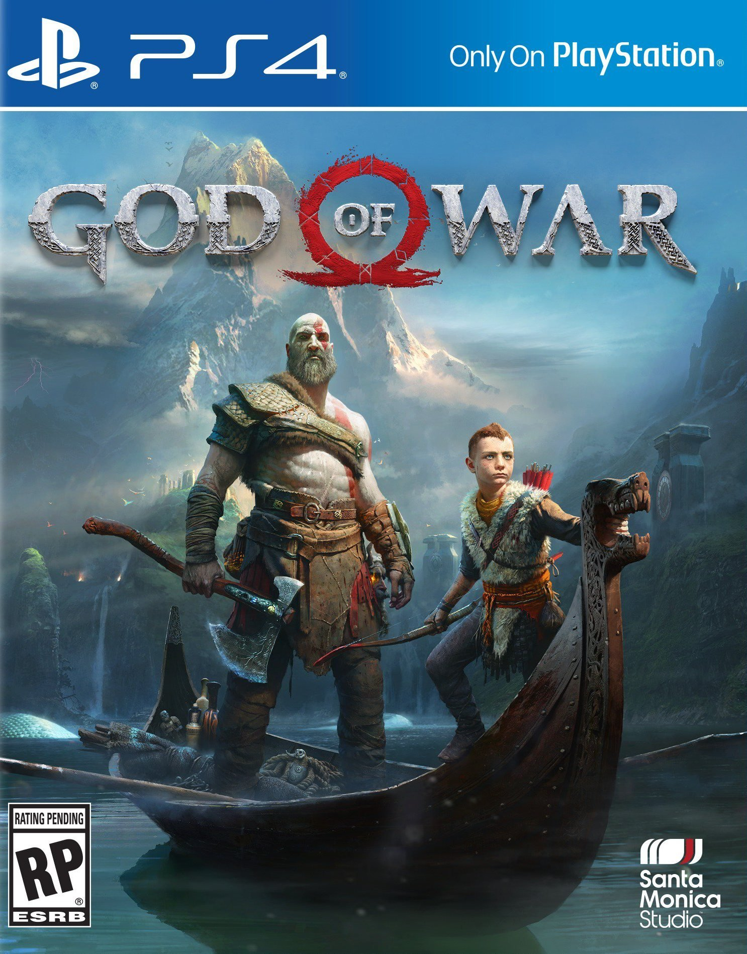 God of War (PS4) Review 1
