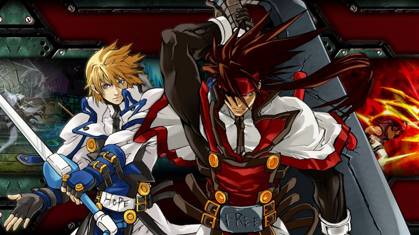 Guilty Gear XX: Accent Core Plus R Coming to Nintendo ...