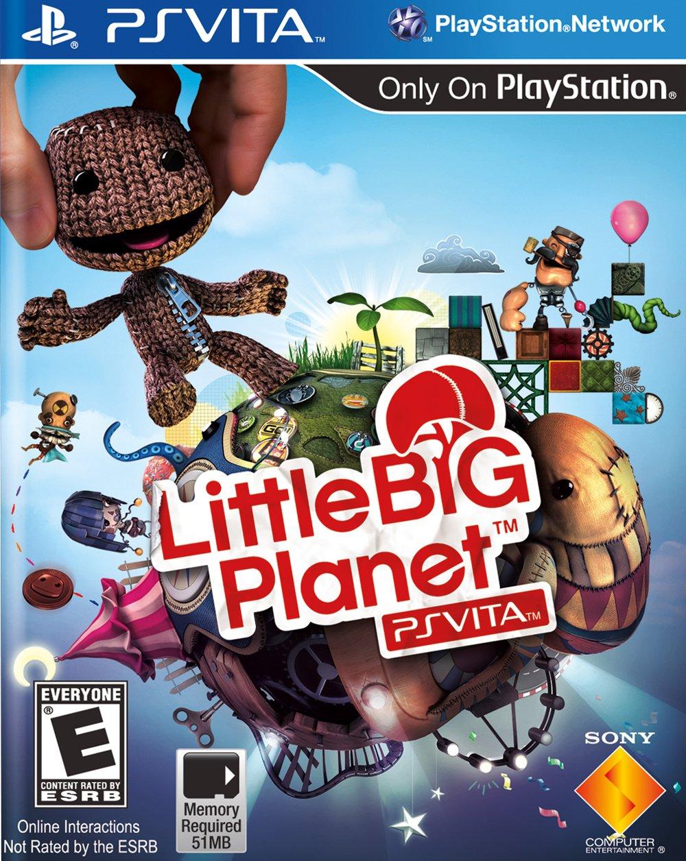 LittleBigPlanet (PS VITA) Review 1