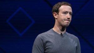 Mark Zuckerberg Testifies Before Congress Later Today