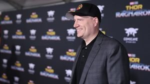 Marvel's Kevin Feige Responds to James Cameron and Announces the Eternals for Phase 4