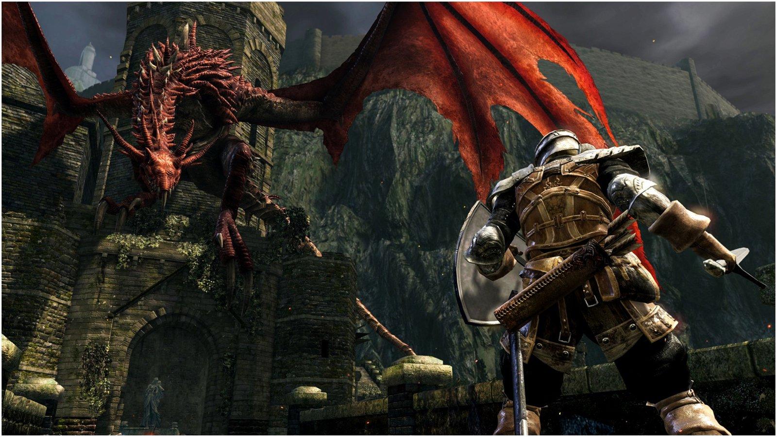 Bandai Namco Unveils Dark Souls Remastered Stress Test, May 11-12