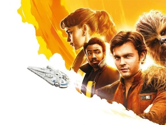 New Solo: A Star Wars Story TV spot Risk Available, Holoprojector Optional 1