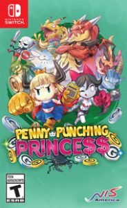 Penny-Punching Princess (Switch) Review