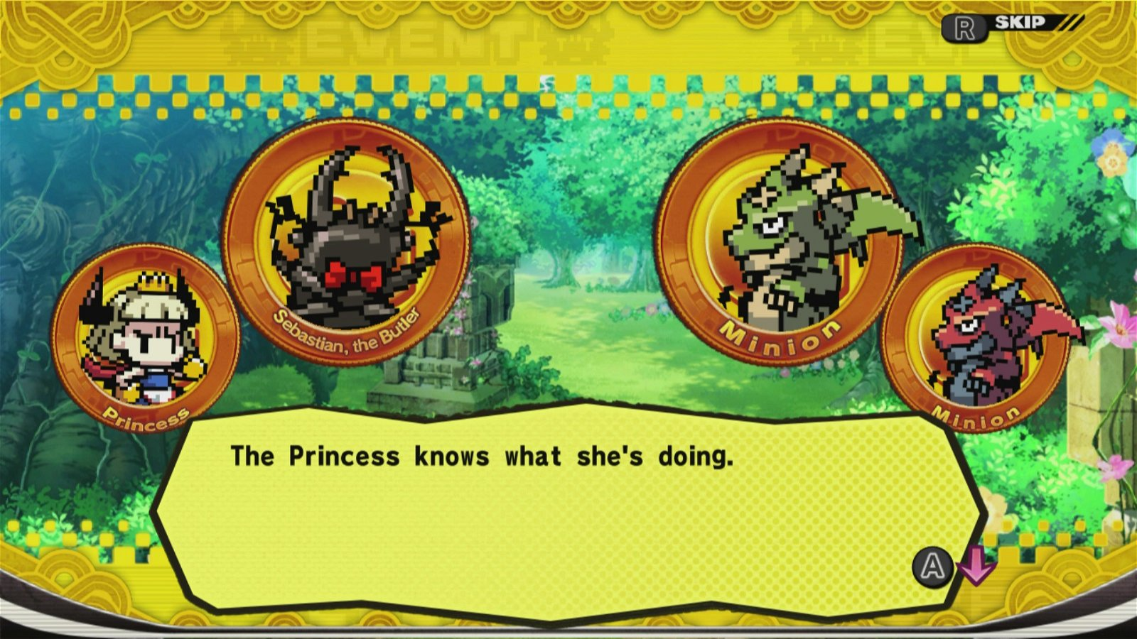 Penny-Punching Princess (Switch) Review 2