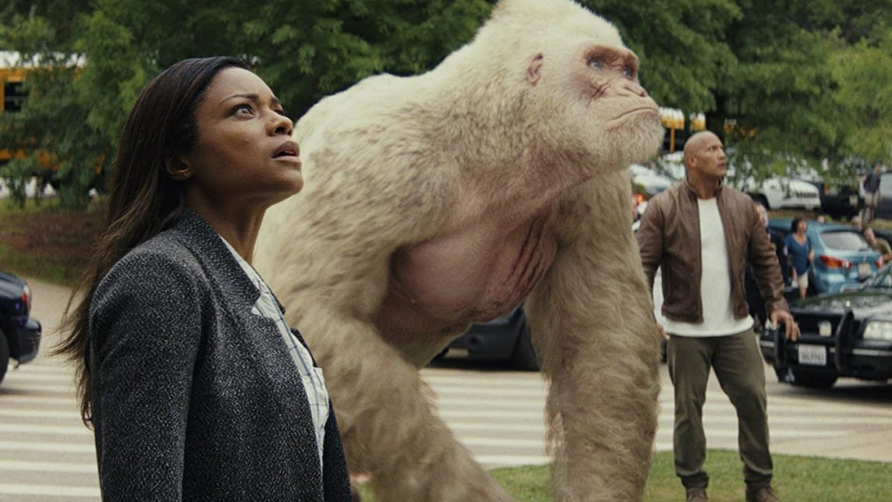 Rampage (2018) Review
