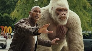 Rampage (2018) Review 3