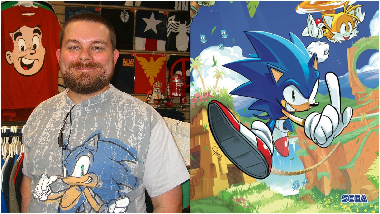 Sonic, Archie and Mario: An Interview with Comic Writer Ian Flynn 3