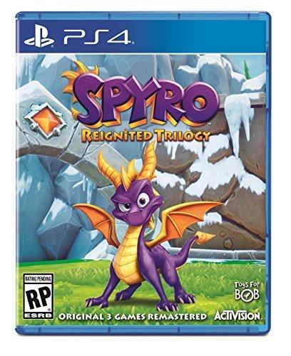 Spyro: Reignited Trilogy Leaks Ahead Of Reveal, Coming In September