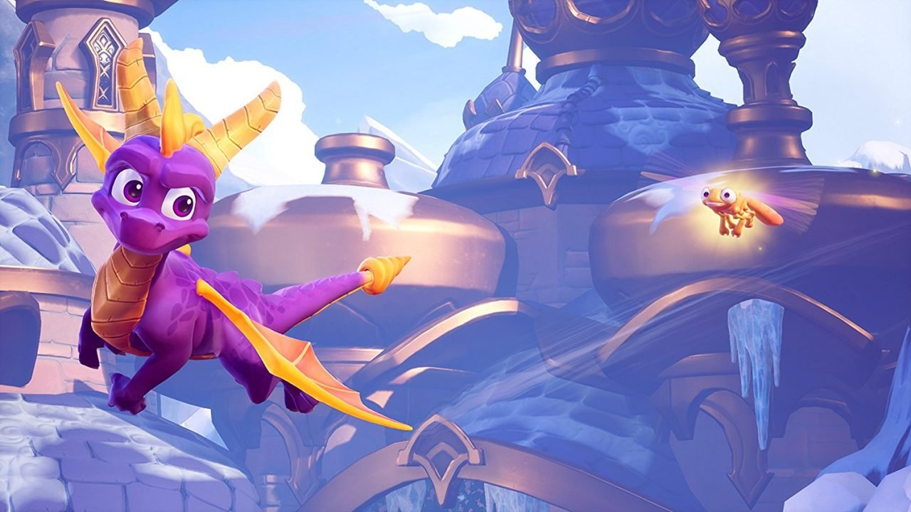 Spyro Remastered Trilogy Leaks Ahead of Reveal, Coming in September 2