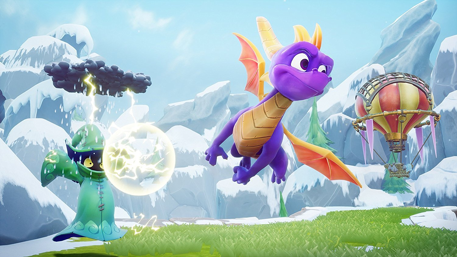 Spyro Remastered Trilogy Leaks Ahead of Reveal, Coming in September 4