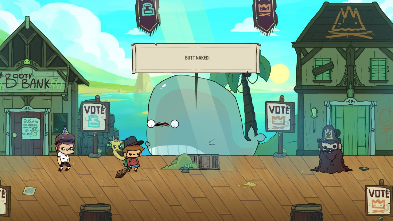 The Adventure Pals (Switch) Review 1
