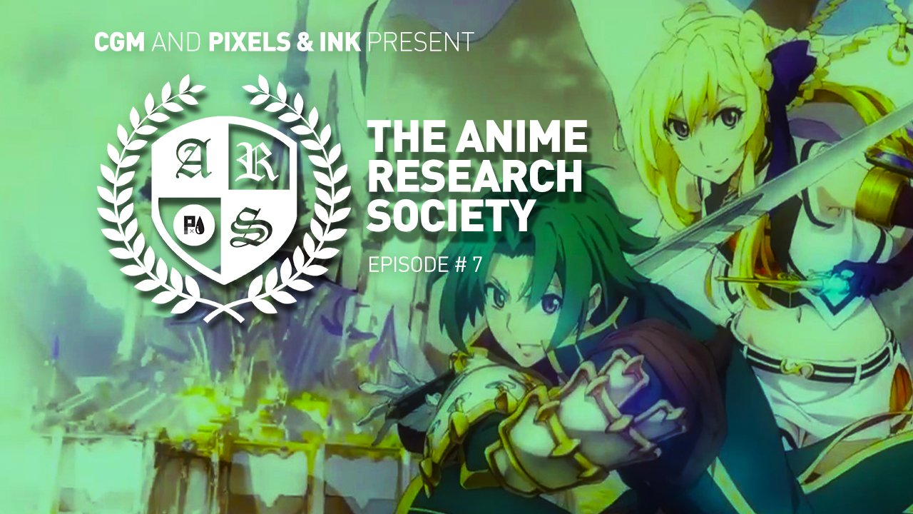 The Anime Research Society: Episode #7 1