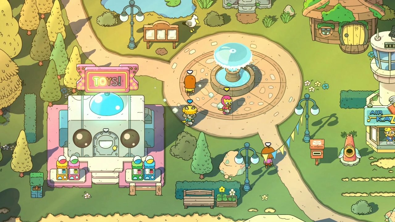 The Swords of Ditto (PC) Review 4