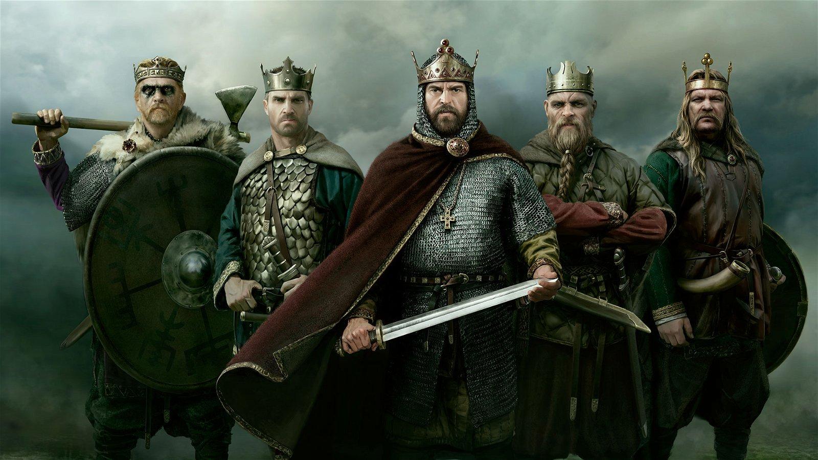 Total War Saga: Thrones of Britannia Review 1