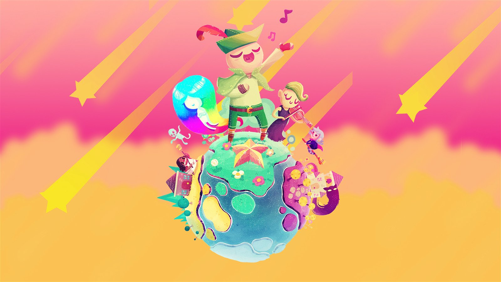 Wander Over Yonder: An Interview with the Team Behind Wandersong