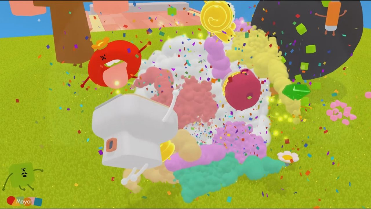 Wattam Preview: The Power of Friendship 2