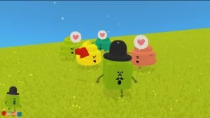 Wattam Preview: The Power of Friendship 3