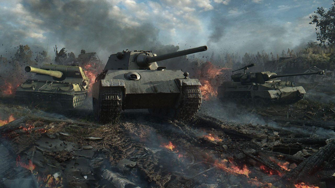 World of Tanks to Receive Free Spoils of War Ambitious Story DLC