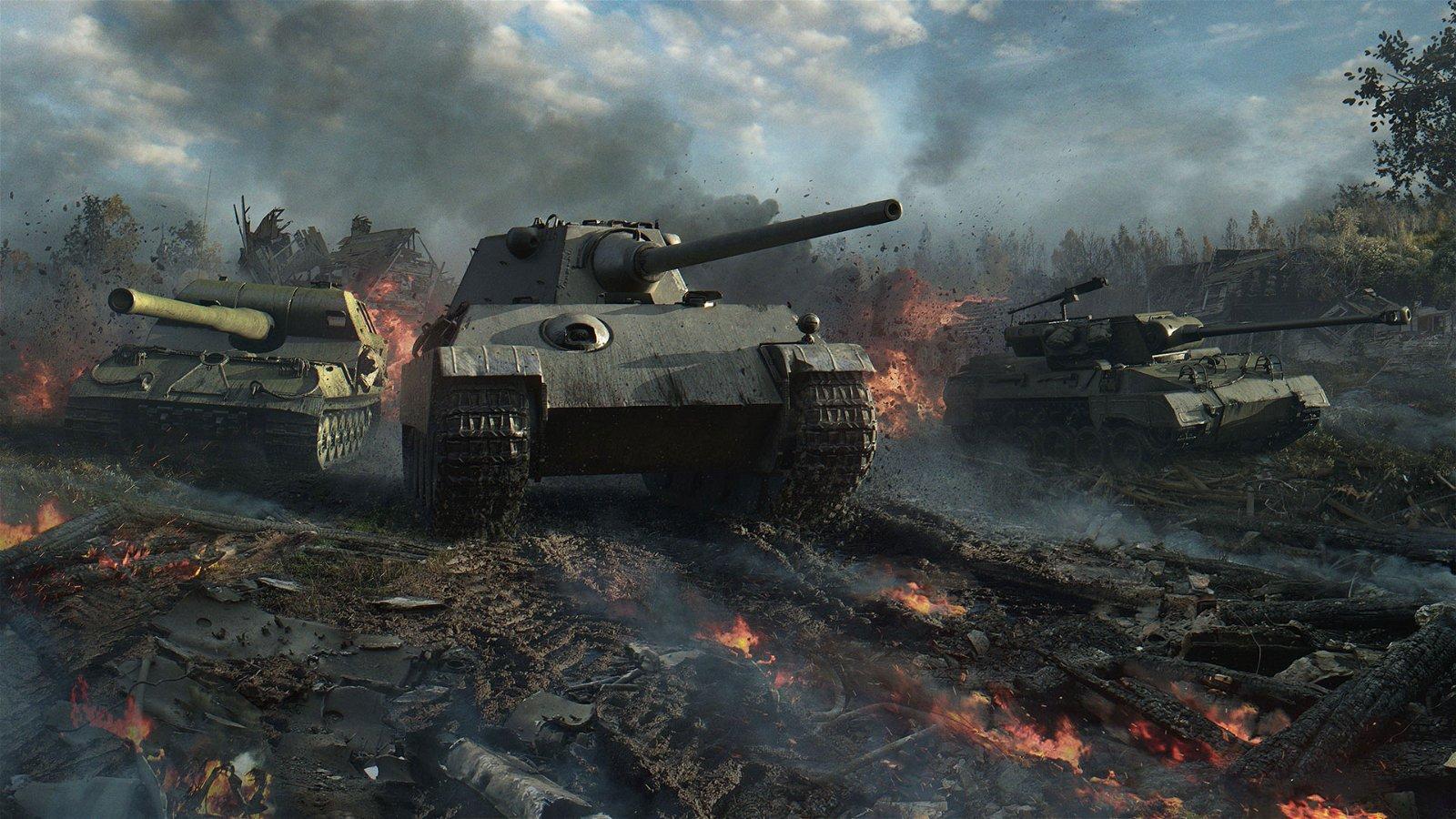 Wargaming Seattle, Developer of Free-to-Play Game World of Tanks, Shuts Down