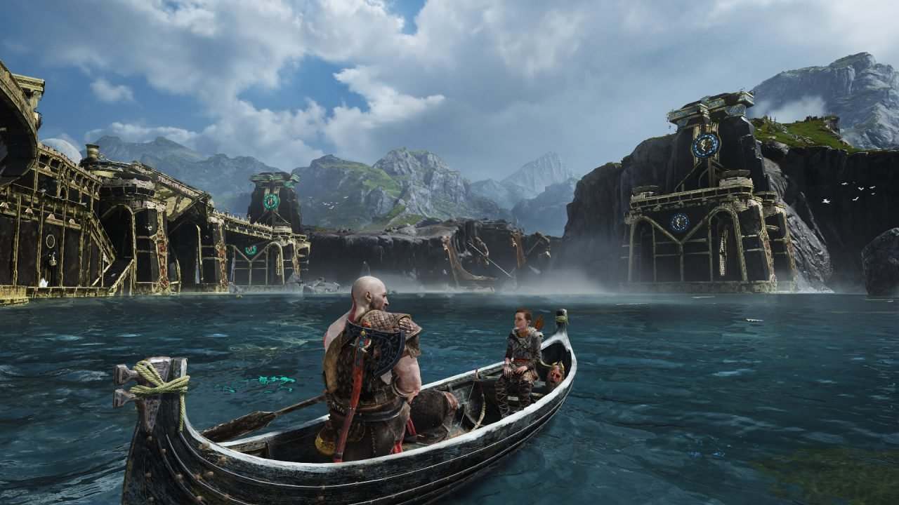 Writing a Myth: A talk with God of War Narrative Designer Matt Sophos 2