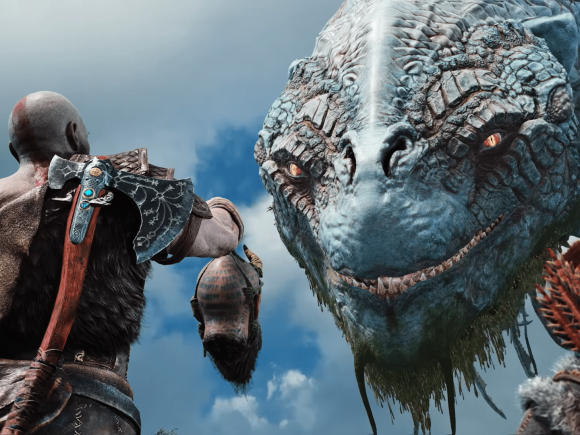 Writing a Myth: A talk with God of War Narrative Designer Matt Sophos