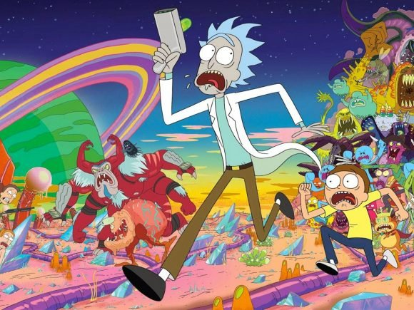 Adult Swim Orders 70 New Episodes of Rick and Morty
