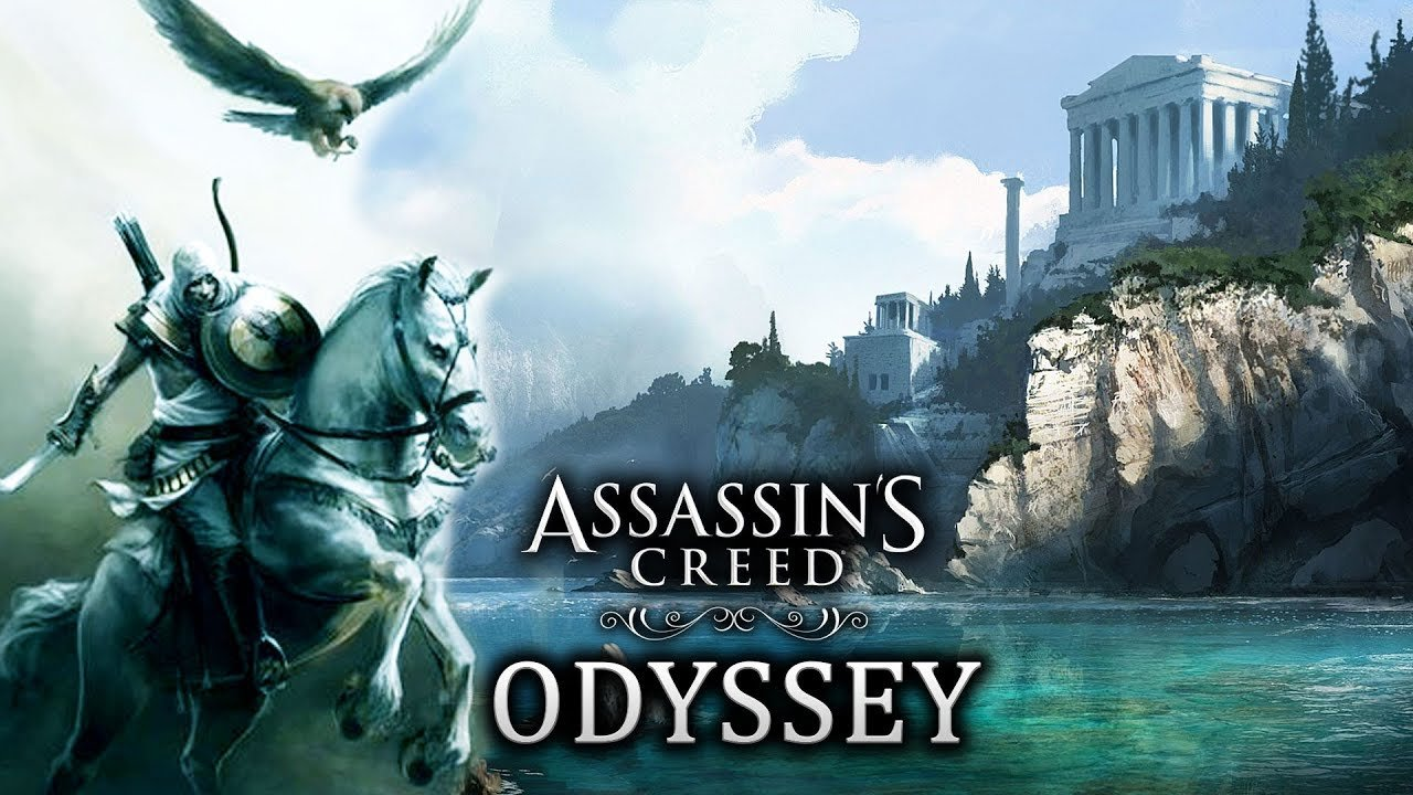 Ubisoft Officially Announces Assassin's Creed Odyssey, will be at E3