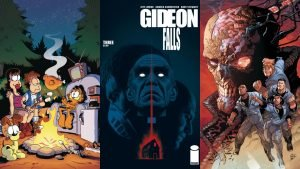 Best Comics to Buy This Week: Gideon Falls is a Masterpiece