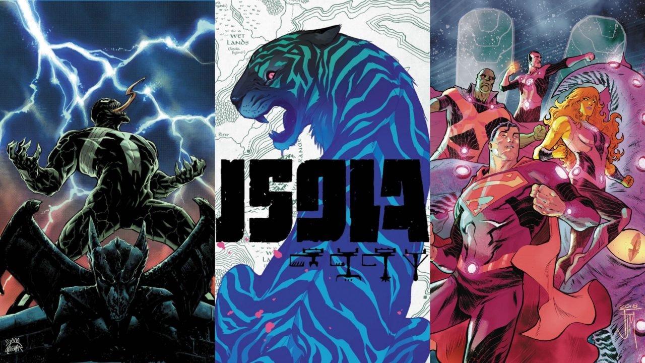 Best Comics to Buy This Week: Venom #1