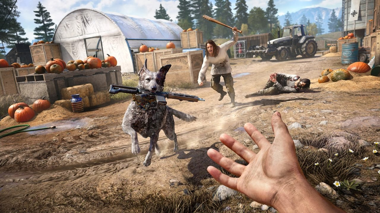 Cults and Chaos: A Interview With The Far Cry 5 Creative Team 1