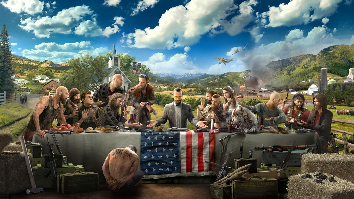 Cults And Chaos: A Interview With The Far Cry 5 Creative Team 4