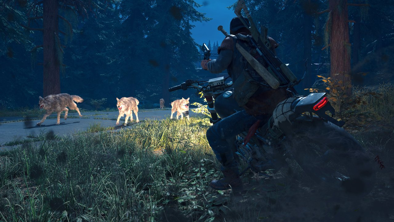 Days Gone Hands-on Preview - Bikers Meet Zombies