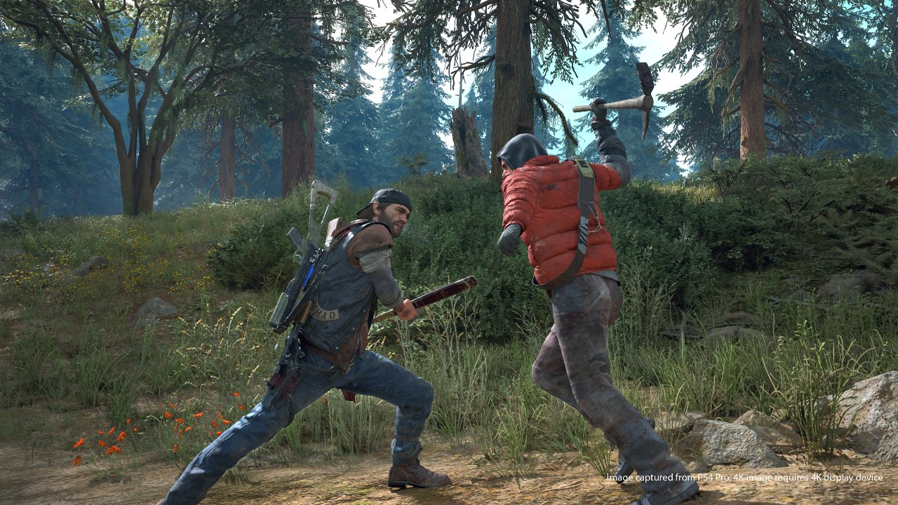 Days Gone Hands-on Preview - Bikers Meet Zombies 1